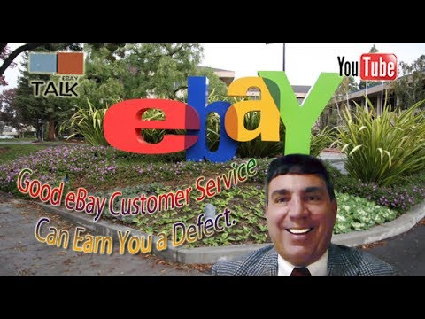 eBay Talk - Good eBay Customer Service Can Earn You a Defect.