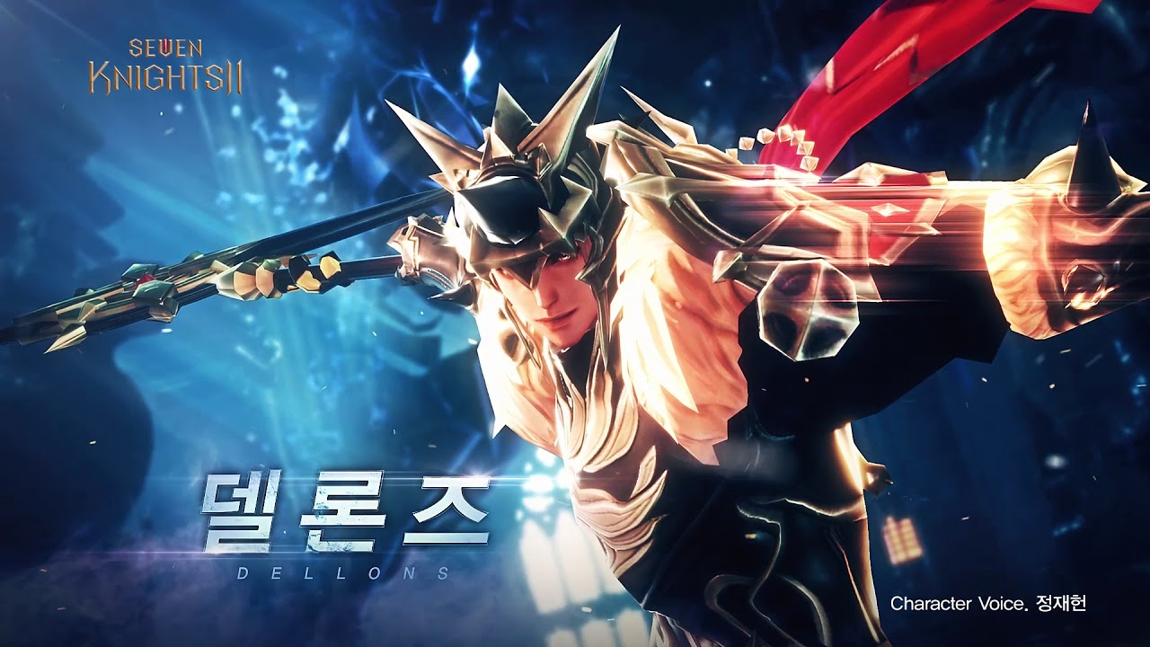 Seven Knights 2 Gameplay Trailer DELLONS & SHANE
