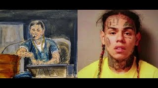Tekashi 69 Testifies against Kidnappers and Mentions Trippie Redd. (Day 1 - AUDIO of Testimony)