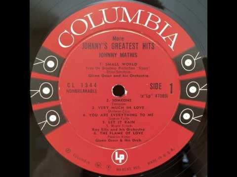 Johnny Mathis - You are everything to me - YouTube |Johnny Mathis Greatest Hits Youtube