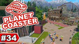 Dieser Picknickplatz wird kein leichter sein - Planet Coaster Let's Play #34
