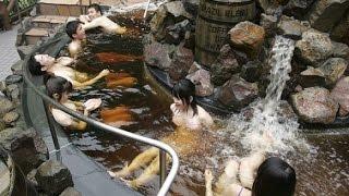 Tắm tiên ở Nhật Bản - Văn hóa Osen tuyệt vời của người Nhật