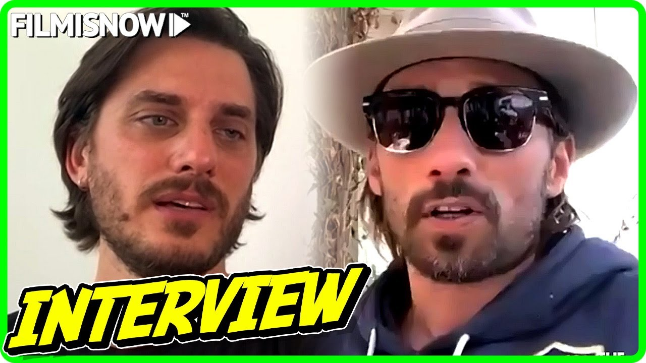Matthias Schoenaerts & Luca Marinelli Interview for THE OLD GUARD