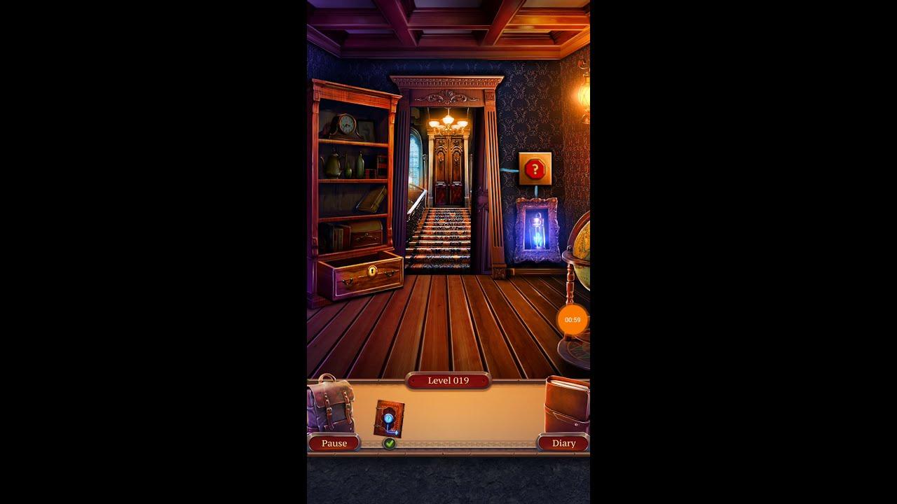 Adventure Valley Forgotten Manor Level 19 Walkthrough Youtube