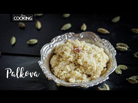 Palkova | Milk Kova Sweet | Kalakand Recipe