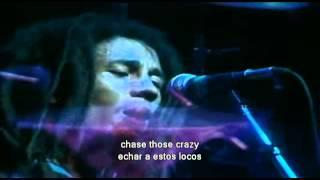 Bob Marley - Crazy Baldhead - Subtitulada en español e inglés