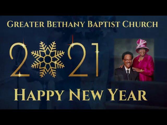 01-03-2021 - God First by Dr. Curtis L. Lester, Pastor