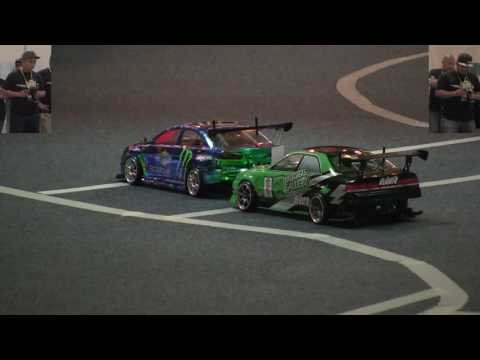 "【RC Car Drift】 ""Open AWD Final Battle"" @ Pre-Yokomo Brunei Drift Meeting 2016"