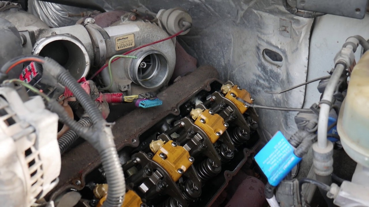 small resolution of how to change glow plugs on ford powerstroke 7 3 youtube f 250 powerstroke glow plugs wiring diagram