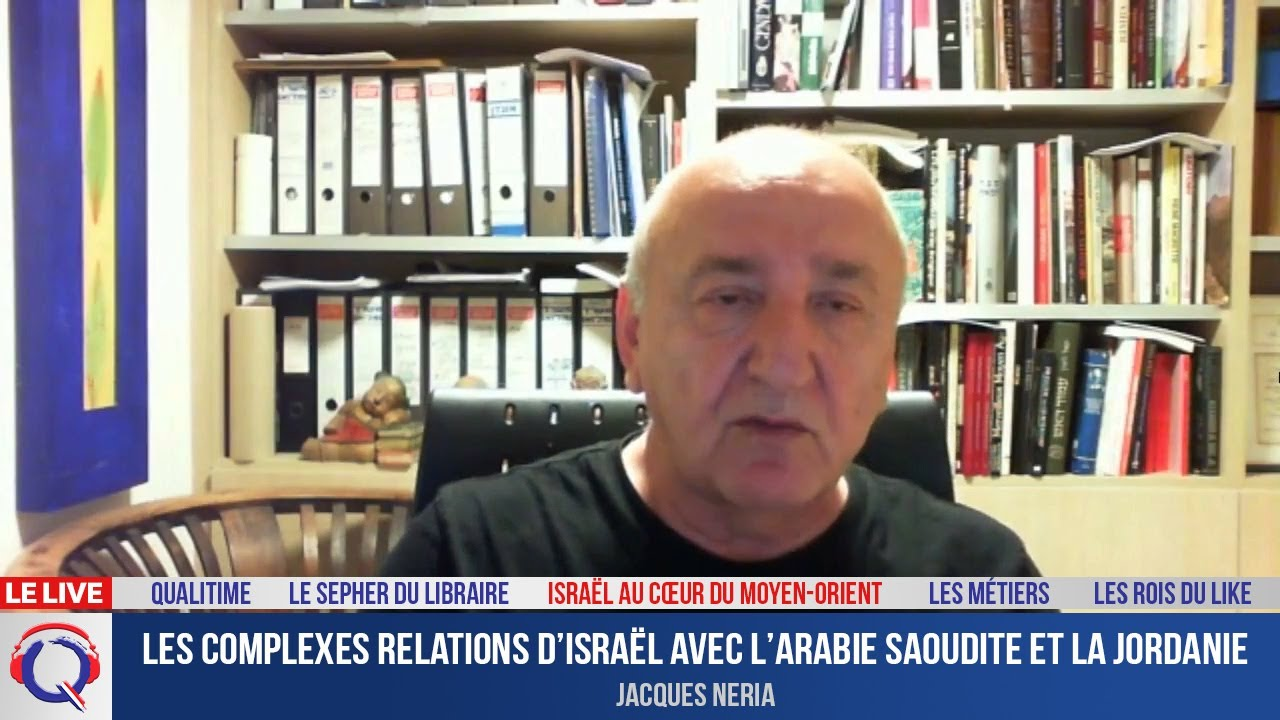 Les complexes relations d'Israël avec l'Arabie Saoudite et la Jordanie - IMO#133