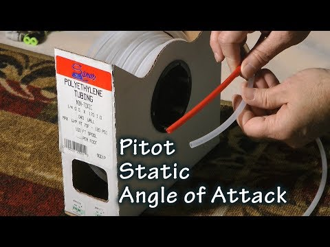 Perfect Parts for Plumbing the Pitot - Static system