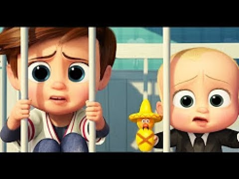 The BOSS Baby - Blu Ray   All Funny Moments Boss Baby / Roleplay - Ending Scenes