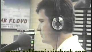 KMEL San Francisco London & Engelman   1985  California Aircheck Video