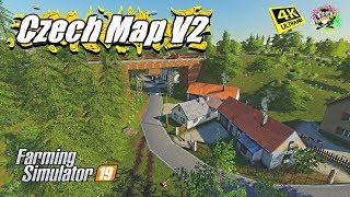 "[""Czech Map V2 Edit"", ""tazzienate"", ""4k"", ""4k video"", ""4k resolution"", ""4k resolution video"", ""fs19"", ""fs-19"", ""fs19 mods"", ""fs19 maps"", ""farming simulator"", ""farming simulator 19"", ""farming simulator 2019"", ""farming simulator 19 mods"", ""farming simulator"