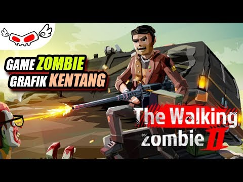 Game Zombie Grafik Kentang - The Walking Zombie 2 - PC Games Review