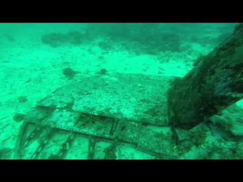 WWII aircraft found in Pacific after 70 years