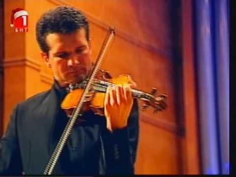 Tchaikovsky - violin concerto - part I