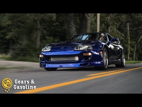 More Than a Supra- The Loss and Redemption of a 1990s Toyota