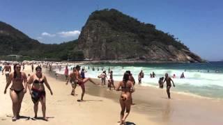 Copacabana, Rio de Janeiro, Brasil - Video + Fotos !