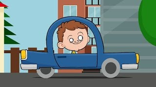 Tomi mese - Tomi autót vezet