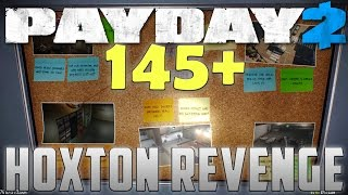 Ghost 145+ mod - HOXTON REVENGE - PAYDAY 2 (Murky - Solo stealth DW)