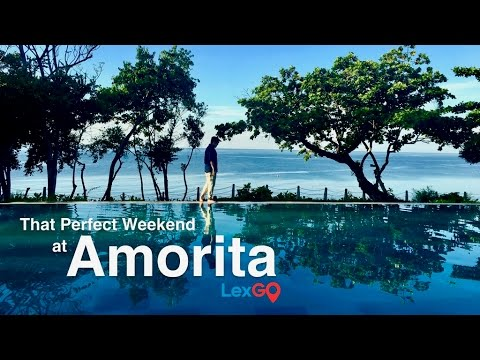 That Perfect Weekend at Amorita