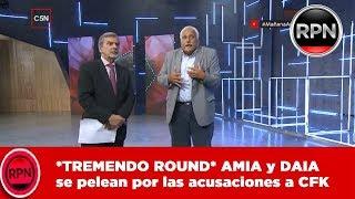 *TREMENDO ROUND* AMIA y DAIA se pelean por las acusaciones a CFK