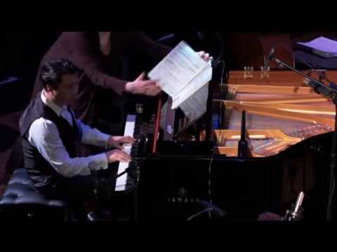 SCOTTISH NATIONAL JAZZ ORCHESTRA plays MOZART featuring MAKO