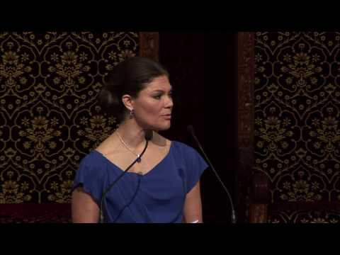 OPCW 20th Anniversary Ceremony speech by Crown Princess Victoria of Sweden