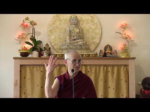 """""""Samsara, Nirvana, and Buddha Nature"""" Reading 01-30-19"""
