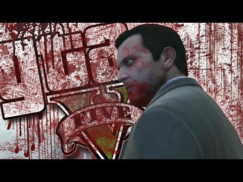 Zumbis em Los Santos - (GTA V Machinima) Zombies in Los Santos