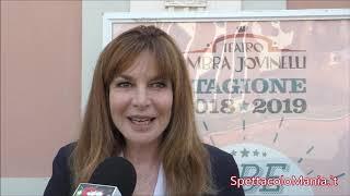 Videointervista a Giuliana De Sio ne Le Signorine, su SpettacoloMania.it
