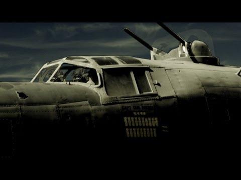 Shot down over Warsaw 1944: Interview with Bryan Jones, SAAF B-24 Liberator navigator.