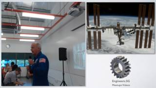 Tech Innovations - Connecting Outer Space to Earth - CodingGirls SG