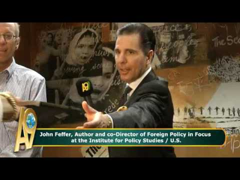 John Feffer - Codirector of Foreign Policy in Focus at the Institute...