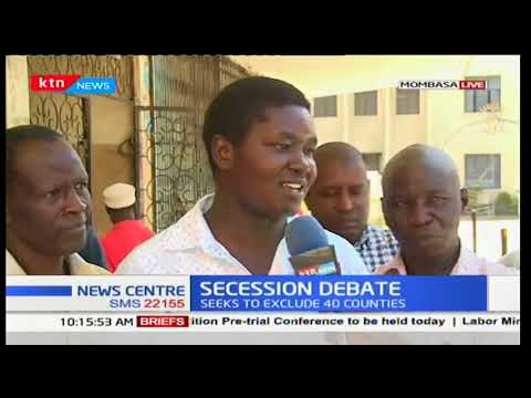 The people'a voice on secession bill, Mombasa
