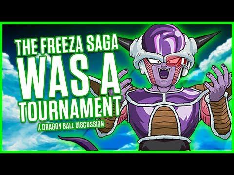 THE FREEZA SAGA WAS A TOURNAMENT? | Dragonball Z Discussion