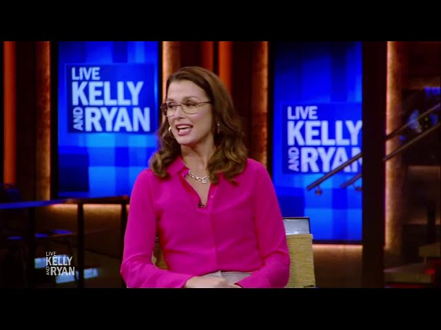 "Bridget Moynahan Talks \""Blue Bloods\"" Season 11"