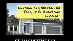 HOUSES FOR SALE IN ST AUGUSTINE