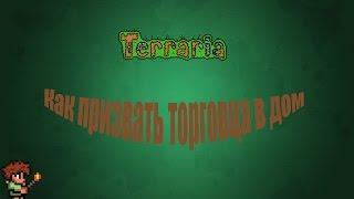 Terraria что сделать чтоб пришли торговцы