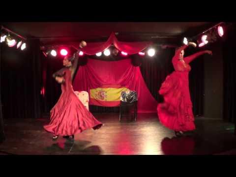 Flamenco fusión. Alhambra show Tenerife