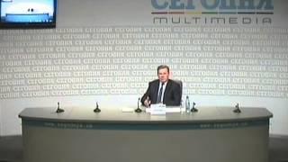 Видео-интервью с Алексеем Бакаем, мером г. Бердянск, ч.1(03 марта, в пресс-студии