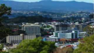 Miniature Wellington - Tilt Shift Time Lapse