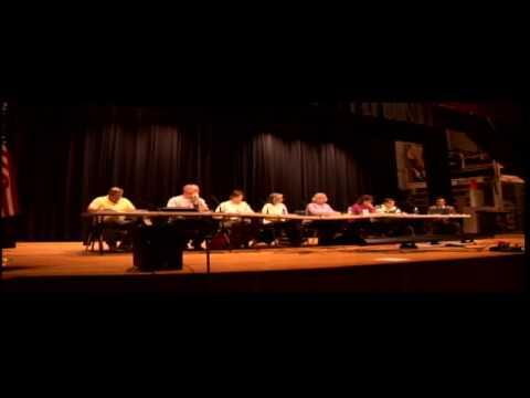 Tiverton Town Council Meeting January 30, 2017