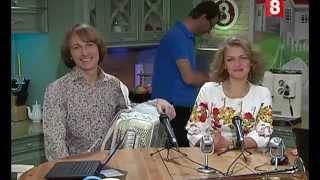 «Иван-да-Марья» на Восьмом канале в программе «Пионерское шоу»