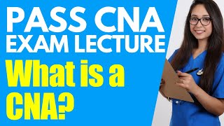 Pass your cna exam guaranteed... www.passcnanow.com how to exam? a lot of people who finished their course feels worried and that the / nurs...