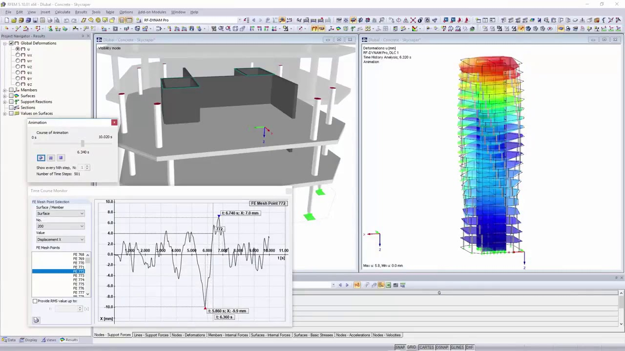 Dlubal rfem 5 introduction to the fem structural analysis software dlubal rfem 5 introduction to the fem structural analysis software ccuart Gallery