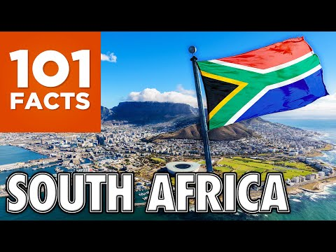 101 Facts About South Africa