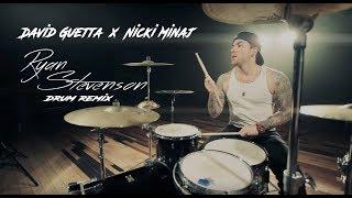 Baixar Ryan Stevenson - David Guetta and Nicki Minaj - Turn Me On Drum Remix