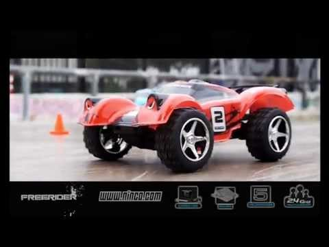 PARKRACERS FREERIDER 1/32 2,4GHZ RC BY NINCO